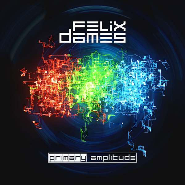 Cover Felix Dames Primary Amplitude