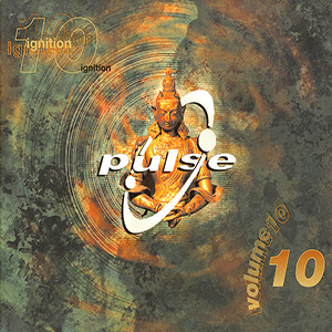 Subterranean Pulse 10 Compilation Cover