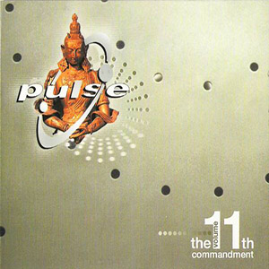 Subterranean Pulse 11 Compilation Cover